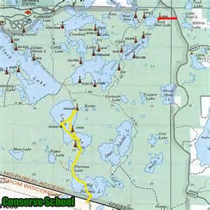 sylvania map image gallery sylvania wilderness