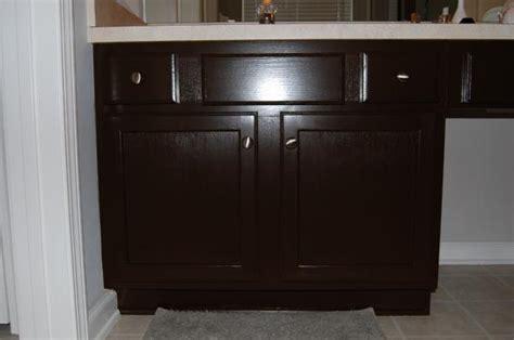 paint bathroom cabinets espresso painted kitchen cabinets espresso quicua com