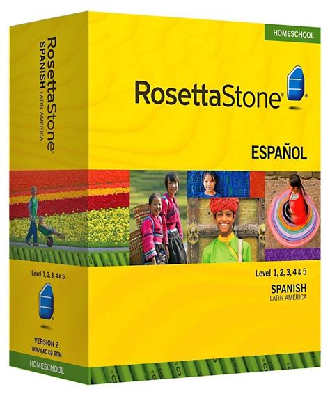 rosetta stone italian reviews rosetta stone homeschool spanish latin america level 1 5