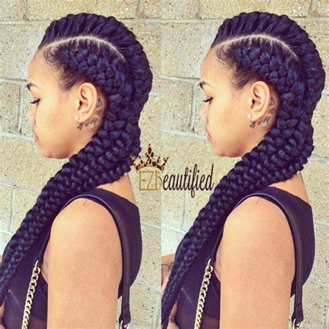 show me different styles of goddess braids 31 cornrow styles to copy for summer stayglam