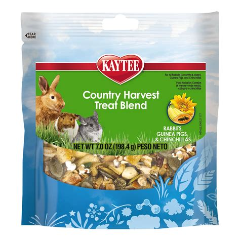 petco prices kaytee country harvest blend rabbit guinea pig and chinchilla treat petco