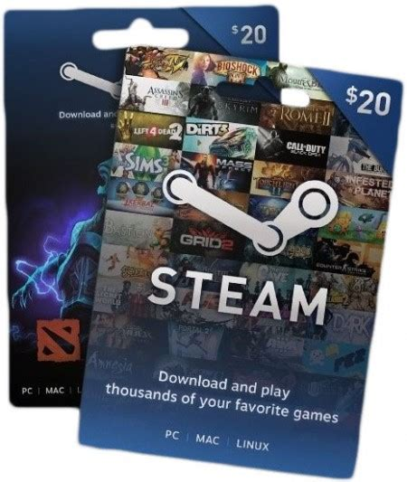 Steam 5 Dollar Gift Card - steam 20 dollar card in pakistan