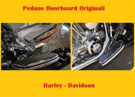 pedane harley davidson pedane harley davidson originali floorboard per touring