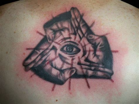 illuminati tattoos