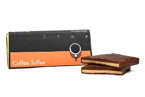 tafel schokolade gewicht zotter quot coffee toffee quot schokoladen tafel handbestreute