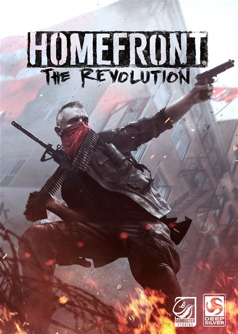 Bd Ps3 Homefront homefront the revolution 2016 jeu vid 233 o senscritique
