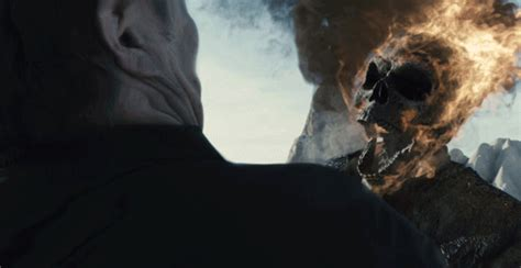 wallpaper ghost rider gif pin ghost rider animated 1366x768 on pinterest