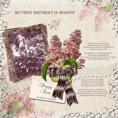 Happy Birthday In Heaven Quotes From Happy Birthday In Heaven Quotes Quotesgram