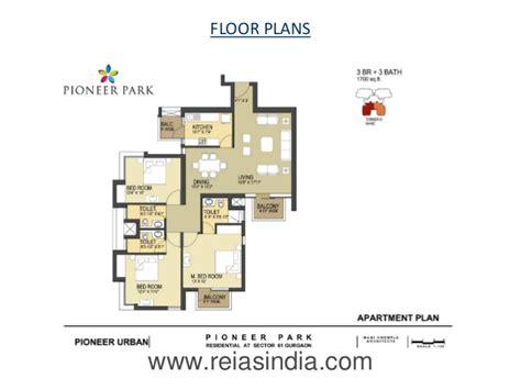 pioneer park gurgaon floor plan pioneer park gurgaon floor plan meze blog