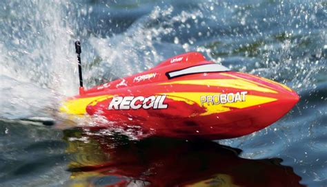 radio controlled boats magazine rc boat review pro boat recoil 17 deep v rc boat magazine