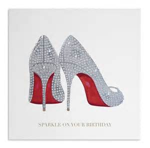shoes birthday card by anzu notonthehighstreet - Birthday Card Shoes