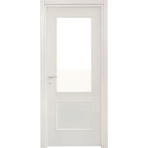 porte interne con vetro porte interne 670 liscia con vetro laccata