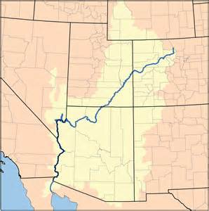united states map with colorado river best photos of colorado river on united states map