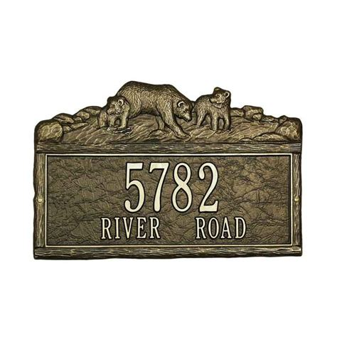 Address Wall Plaques Free Shipping - 51 best personalized address plaques images on