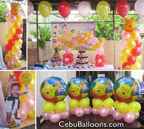 pooh friends cebu balloons and supplies