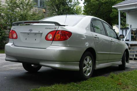2004 Toyota Corolla S 2004 Toyota Corolla Exterior Pictures Cargurus