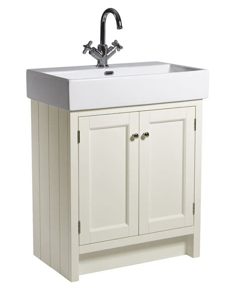 700mm bathroom vanity unit roper rhodes hton 700mm vanilla vanity unit with basin