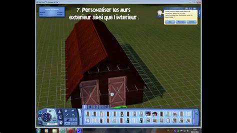 Construire Une Grange by Tuto Construire Une Grange Les Sims 3 Animaux Cie