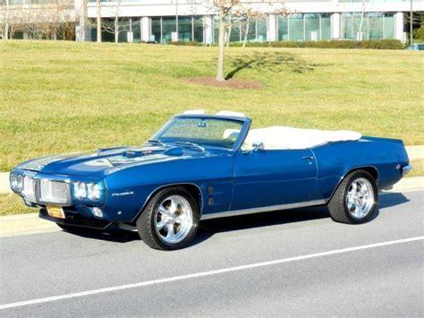 1969 pontiac firebird 1696 pontiac firebird for sale to buy or purchase classic cars muscle