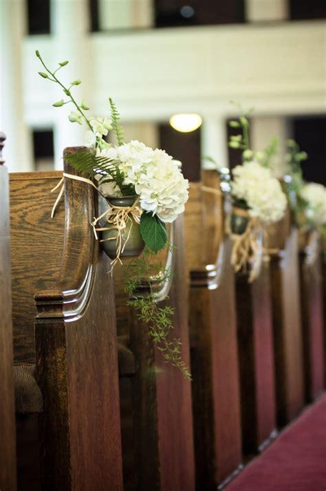 195 best wedding decor pretty pews images on pinterest