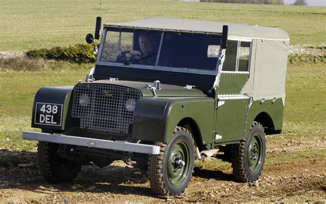 land rover series 1 60 years and counting the land rover defender continues