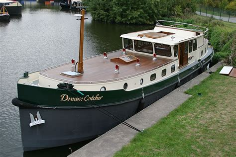 house boat uk walker boats dutch barge for sale in leeds yorkshire