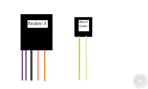 pass key iii wiring