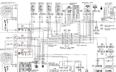 2005 nissan altima wiring diagram nissan car radio