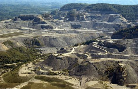 mine top environmental impact assessment mountaintop removal in
