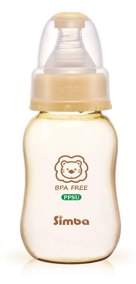 Simba Standard Neck Feeding Bottle 150ml simba ppsu standard neck calabash feeding bottle 150ml cross lovely akachan enterprise
