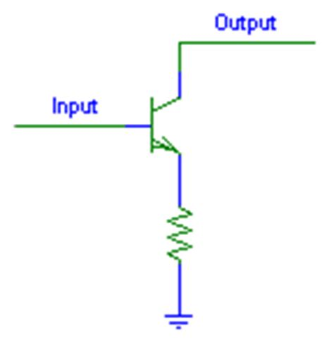 pull up resistor for open collector line driver와 open collector 그리고 push pull quadrature encoders 의 차이점은 무엇이고 어떤것을 사용해야 하나