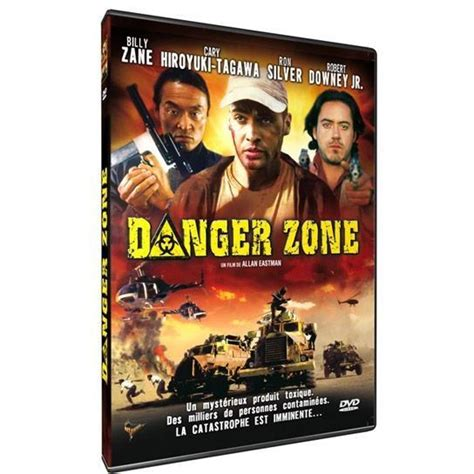film zone danger zone is a 1996 film directed by allan eastman and