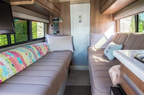 Rv Bed by Honey I Shrunk Our Rv We Travel In A Now The Snowmads