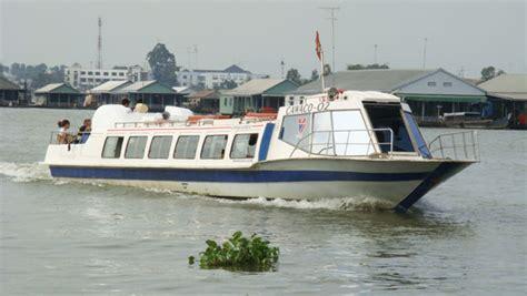speed boat vietnam to cambodia speed boat from chau doc vietnam to phnom penh