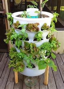 Garden Towers Grow Your Own Food 10 Gardening Ideas For The Beginner