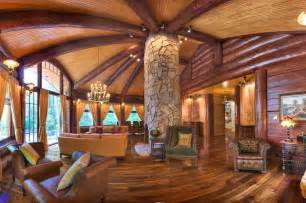 Log Cabin Luxury Homes by Luxury Log Cabin Homes