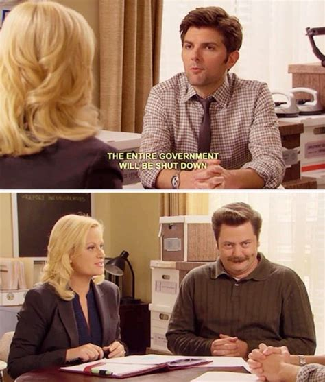 Parks And Rec Meme - 103 best images about parks and recreation on pinterest