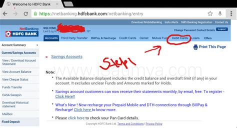 Hdfc Gift Card Online - online payment of hdfc credit card through icici bank debit best business cards
