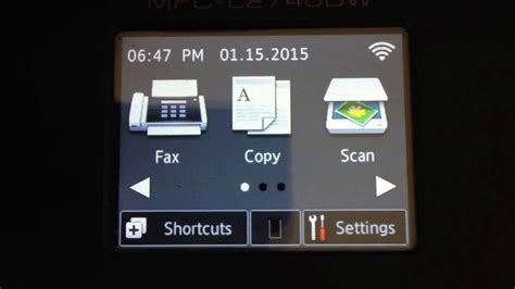 brother mfc j430w reset code brother mfc l2740dw toner error reset youtube