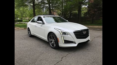 Cts V Sport Review by 2017 Cadillac Cts V Sport Redline Review