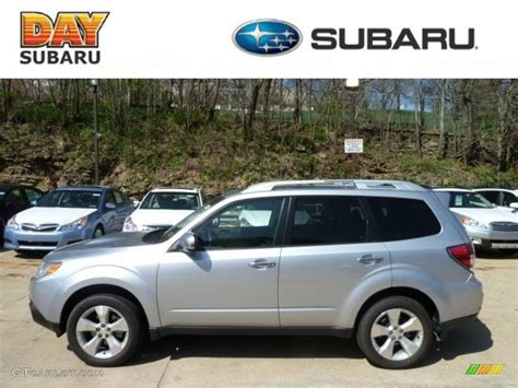 subaru metallic 2012 ice silver metallic subaru forester 2 5 xt touring
