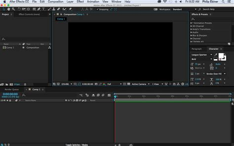 tutorial after effect beginner after effects tutorial learn the basics
