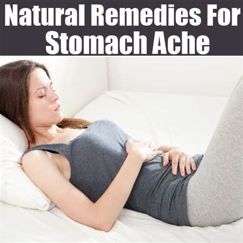 remedies for stomach ache search home remedy