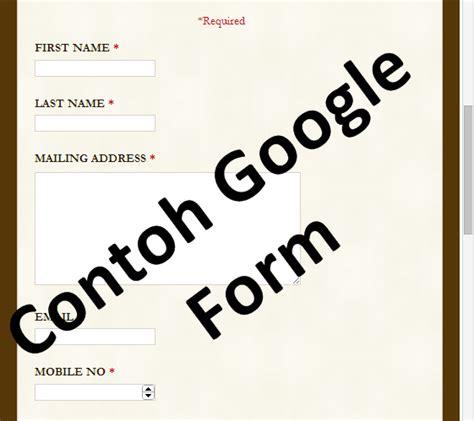 cara letak borang google form dalam entri tutorial masukkan google form dalam entri hanim hashim