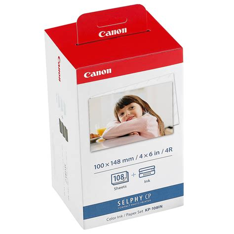 Paper Canon Kp 108ip canon kp 108in color ink paper set miyamondo