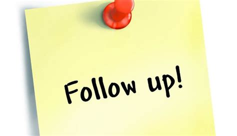 following your follow up carney sandoe associates