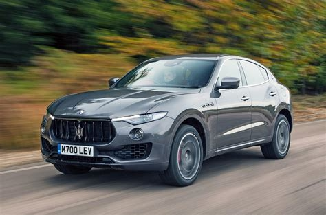 Maserati Maker by Maserati Levante Review 2017 Autocar