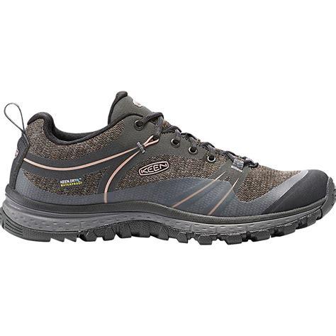 keen womens hiking shoes keen terradora waterproof hiking shoe s