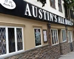 austin ale house menu austin s ale house kew gardens reviews at restaurant com
