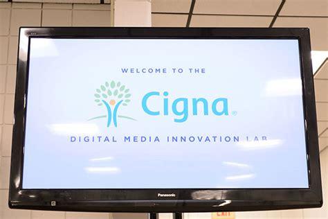 Cigna Mba Internship by Ribbon Cutting Opens New Digital Media Lab